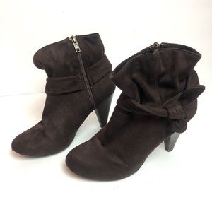 "Nine West | 3"" Heel Ankle Booties"